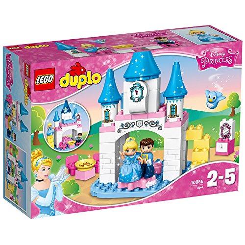 Amazon.de: LEGO DUPLO - Cinderellas Märchenschloss um 15,13€, 50% Ersparnis