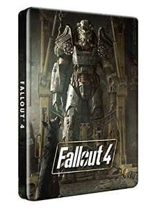 Game.co.uk: Fallout 4 Steelbook um 8,82€ (PS4 & Xbox One)
