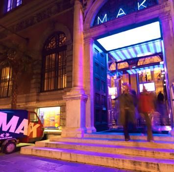 GRATIS Eintritt beim Museum für angewandte Kunst!