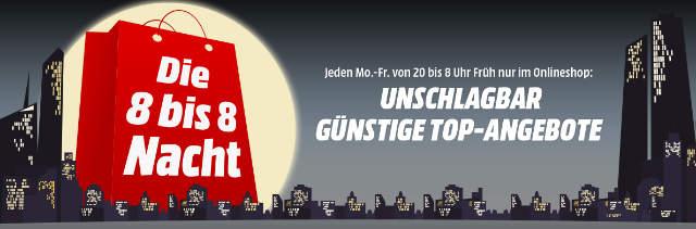 Mediamarkt 8 bis 8 Nacht div. PS4 VR Titel
