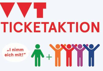 Verkehrverbund Tirol 1+4 gratis von 22.09 - 23.09 2017
