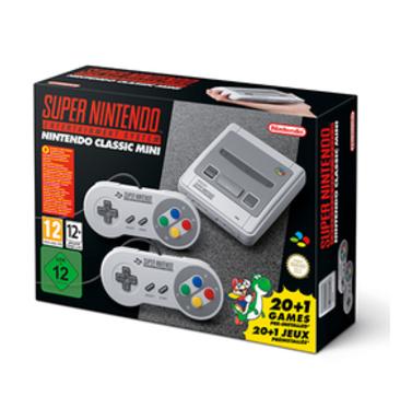 Game.co.uk: Wer will noch mal, wer hat noch nicht: SNES Classic Mini vorbestellen für ca. 92,15€