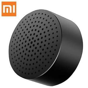 [Gearbest] Original Xiaomi Mi Bluetooth 4.0 Speaker für 7,65 €