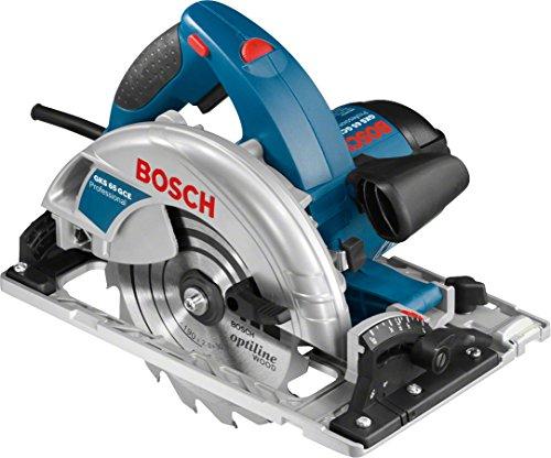 [Amazon] Bosch Professional GKS 65GCE Elektro-Handkreissäge für 161,33 € für Prime-Mitglieder - 13% Ersparnis