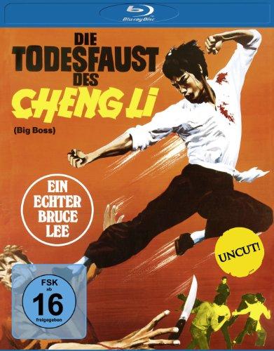 Bruce Lee - Die Todesfaust des Cheng Li - Uncut [Blu-ray] + 1€ Amazon Video Gutschein für 5,50€ statt 14,48€ [Amazon Prime]