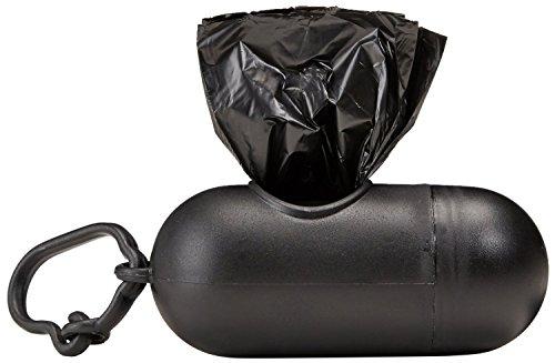 Amazon.fr: Weg mit dem Schei*: 900Stk. Hundekotbeutel mit Leinenclip und Beutelspender um 20,81€