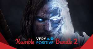 Humble Very Positive Bundle!