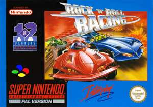 Battle.net: 3 Super Nintendo Klassiker kostenlos: Rock n' Roll Racing / The Lost Vikings / Blackthorne