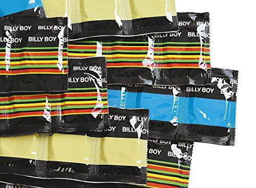 Billy Boy Kondome 100er Mix-Beutel für 13,74€ [Amazon Tagesangebot] + weitere Kondome und Gleitgele