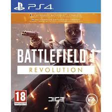 PSN: Neue Angebote - u.a. mit:  Battlefield 1 Revolution (PS4) für € 34,99