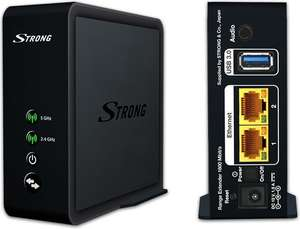 [Saturn] Strong Range Extender Mesh Set um € 168,97 statt € 209,90