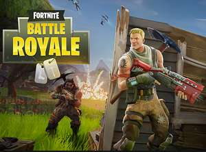 Fortnite Battle Royale: Gratis für PC/Mac/PS4/Xbox One