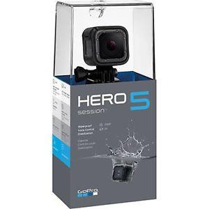 [Ebay.de] GoPro HERO5 Session Action Kamera für 255€ (statt 320€)