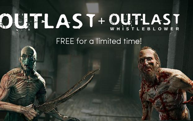 Outlast + Outlast Whistleblower KOSTENLOS (Steam)