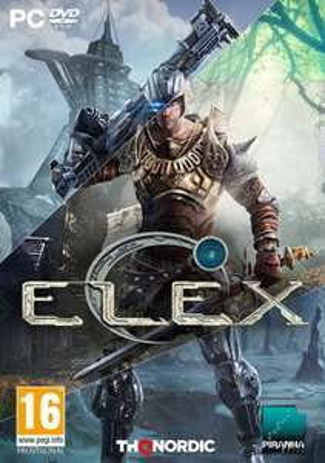 [cdkeys] ELEX (Gothix & Risen Mix mit Future-Touch) Vorbestellung für 25,83 € - 15% Ersparnis