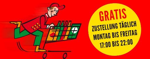[hausfreund.at] Gratis Zustellung für Lieferungen in Wien am MO-FR 17-22 Uhr