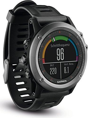 Amazon: Garmin fenix 3 GPS-Multisportuhr für 259,99€ / mit HF-Messung am Handgelenk für 274,99€