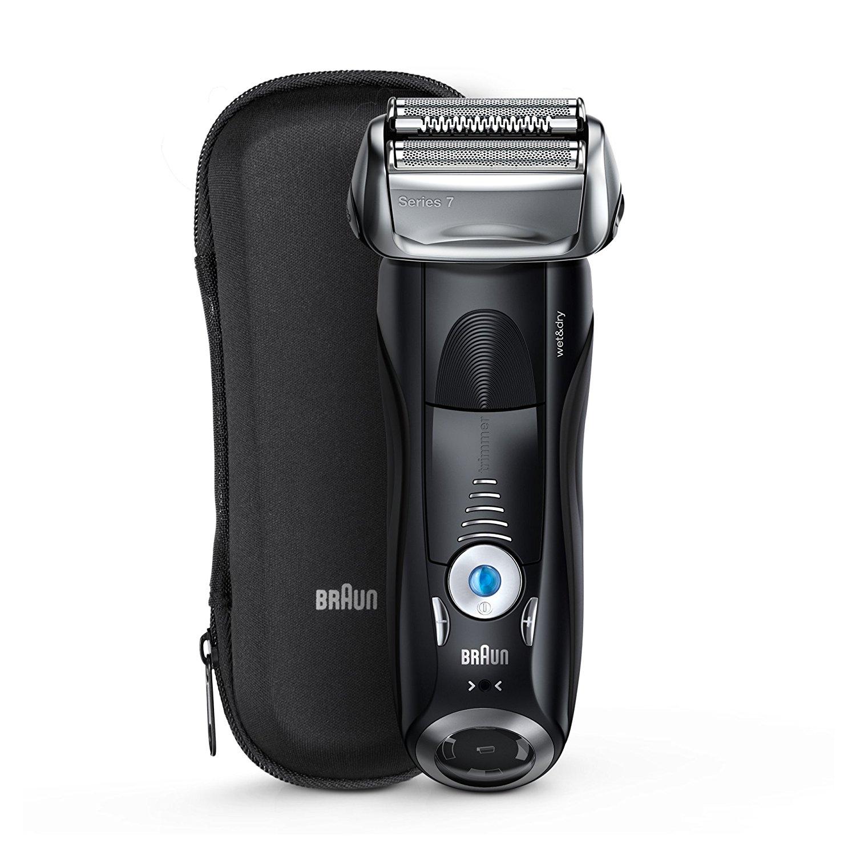 Braun Series 7 Elektrorasierer 7840s mit Reise-Etui für 102,26€ inklusive Versand