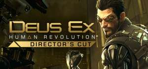 -80% für Deus Ex: Human Revolution - Director's Cut