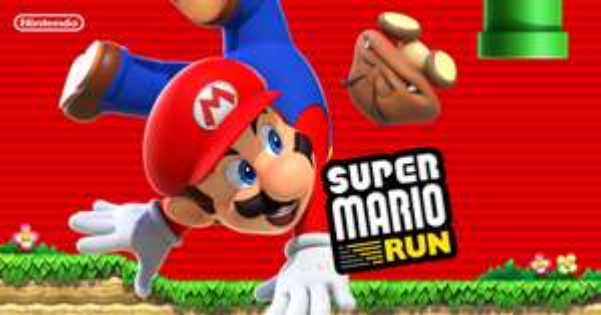 [iOS/ Google Play] Super Mario Run für 5,49€ - 50% Rabatt - bis zum 25.3.