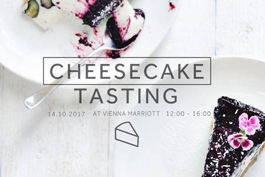 Marriott Hotel: gratis Cheesecake Tasting - am 14. Oktober 2017 - 6€ / Stück sparen