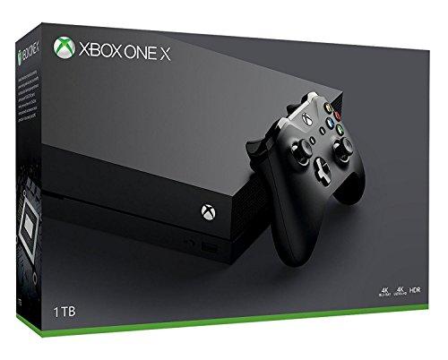 Xbox One X  jetzt auch bei Amazon vorbestellbar !
