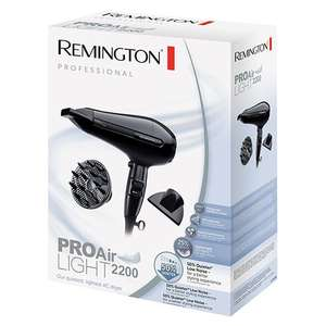 "Remington ""Pro-Air Light"" Ionen-Haartrockner um 19 € - 46%"