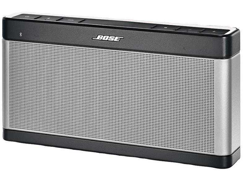 BOSE SoundLink III Bluetooth Lautsprecher für 199€ (Vergleich: 273,99€)
