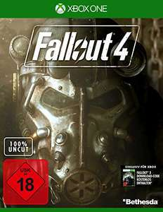 [amazon.de] Fallout 4 (Xbox One/PS4)