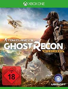 [amazon.de] Ghost Recon Wildlands (Xbox One/PS4)