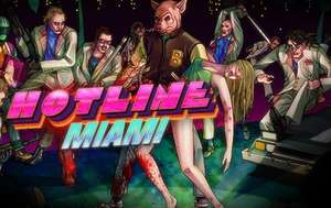 HumbleStore (Steam): Hotline Miami um 1,69€
