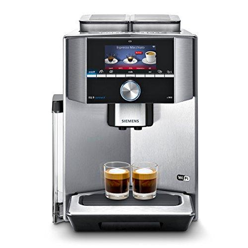 Siemens TI909701HC (EQ.9 s900 Connect) Kaffee-Vollautomat mit App-Steuerung für 1.563,01€ (statt 1.765€)