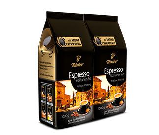Diverse Kaffees vergünstigt, ab 20,- € versandkostenfrei