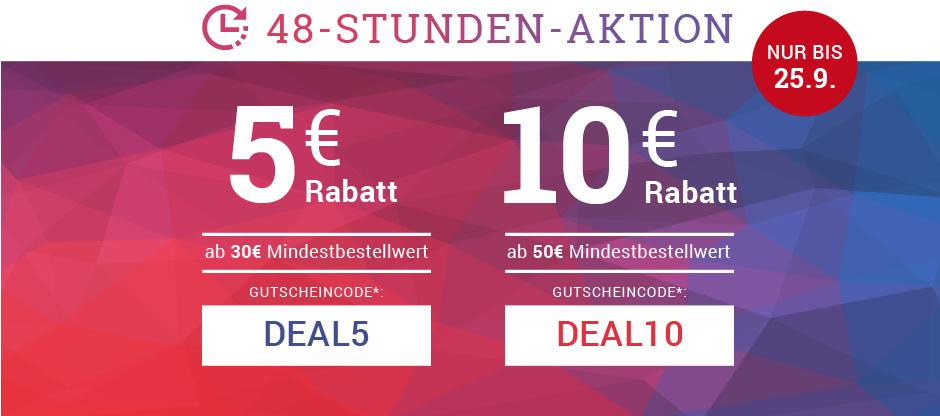 [Medimops] Bis zu 10 € Rabatt auf euren nächsten Einkauf - nur noch heute gültig!