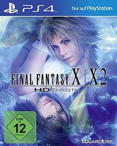 Amazon.de: Final Fantasy X/X-2 HD Remaster (PS4) um 9,89€