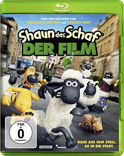 [Amazon Prime] Shaun das Schaf - Der Film (Blu Ray) um 5,00 € statt PVG: 12,15€