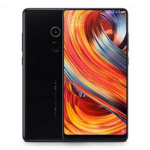 Original Xiaomi Mi Mix 2 4G Phablet 64GB ROM - BLACK mit Band 20 für 447,18€