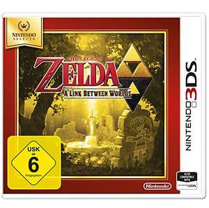 Amazon.de: The Legend of Zelda: A Link Between Worlds (3DS) um 11,76€