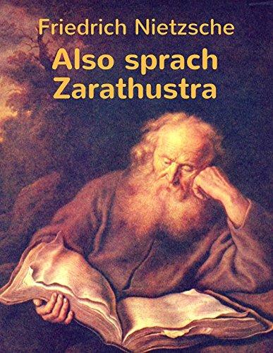 Also sprach Zarathustra (Kindle Edition) Gratis