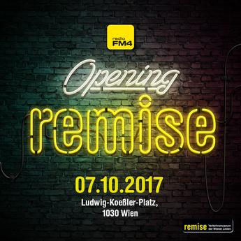 FM4 Opening Remise - Gratis Eintritt mit dem Sonderfahrschein
