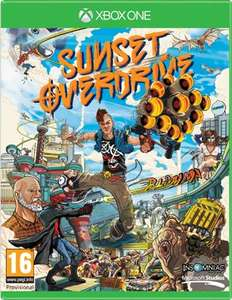 Media Markt: div. Games ab 5€ - u.a. mit: Sunset Overdrive (Xbox One) für 5€