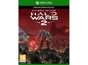 [Mediamarkt] Halo Wars 2: Ultimate Edition (Xbox One) für  13,-€ Versandkostenfrei