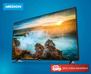 "ab 05.10. MEDION 163,8 cm (65"") Ultra-HD Smart-TV mit LED-Backlight-Technologie"