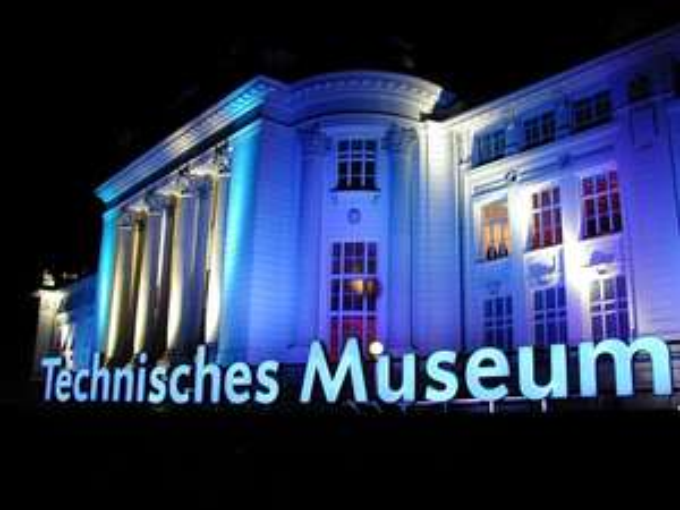 Gratis Eintritt - Technisches Museum Wien - 17.11.2017