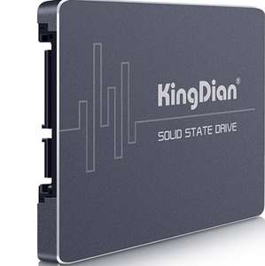 Amazon.de: SSD für Mutige: KingDian S200, interne 60 GB SSD um 20,43€