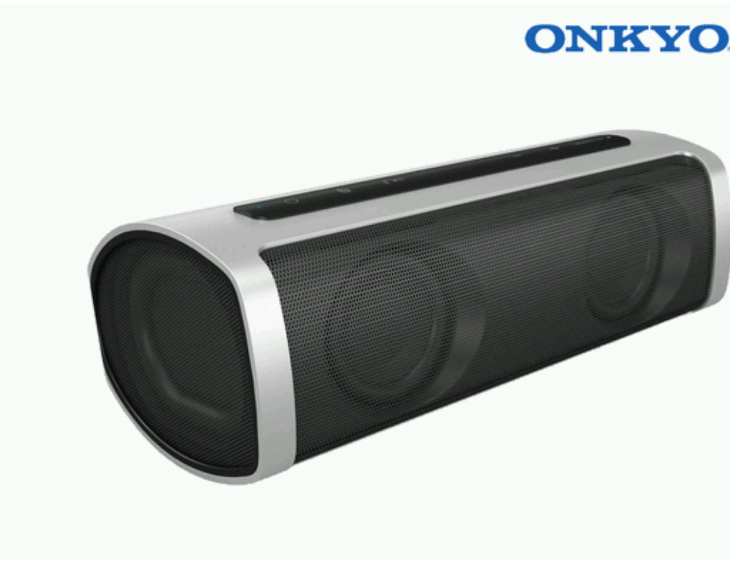 [ibood] Onkyo Bluetooth Lautsprecher um 6,50 Euro inkl. Versand