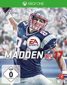[amazon.de] Madden NFL 17 (Xbox One)