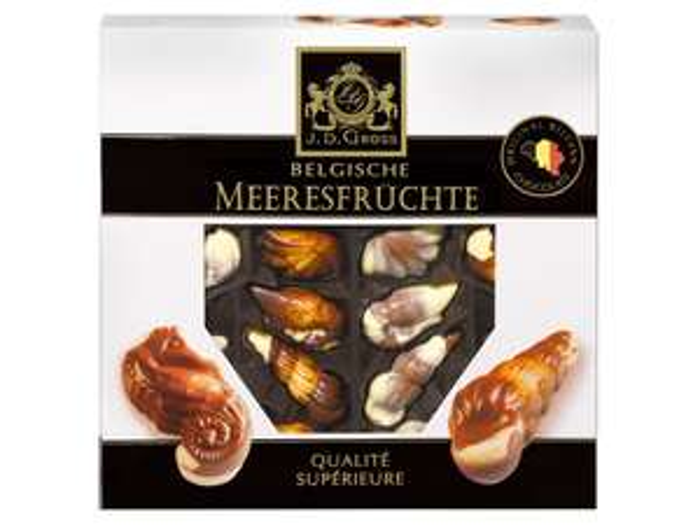 [Lidl - 2.10. - 4.10.2017] Belgische Meeresfrüchte 250g für 1,59 € statt 1,99 €