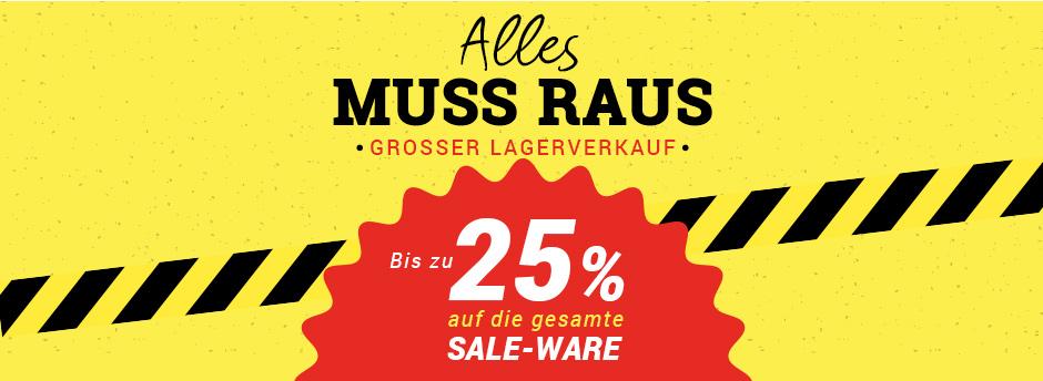 [Medimops] -25% auf die gesamte SALE-Ware
