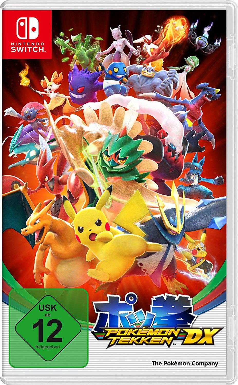 [Amazon.de] Pokemon Tekken ( Pokken) für 49€